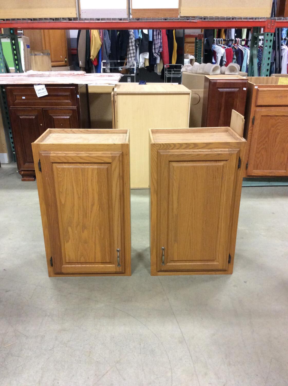 15 Piece Cabinet Set