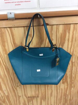 Turquoise Ralph Lauren Purse
