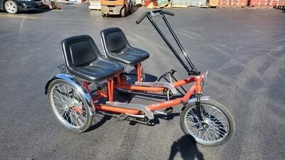 Dual Team Trike