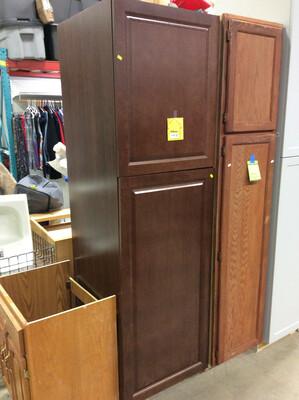 Benton Assembled Pantry Cabinet
