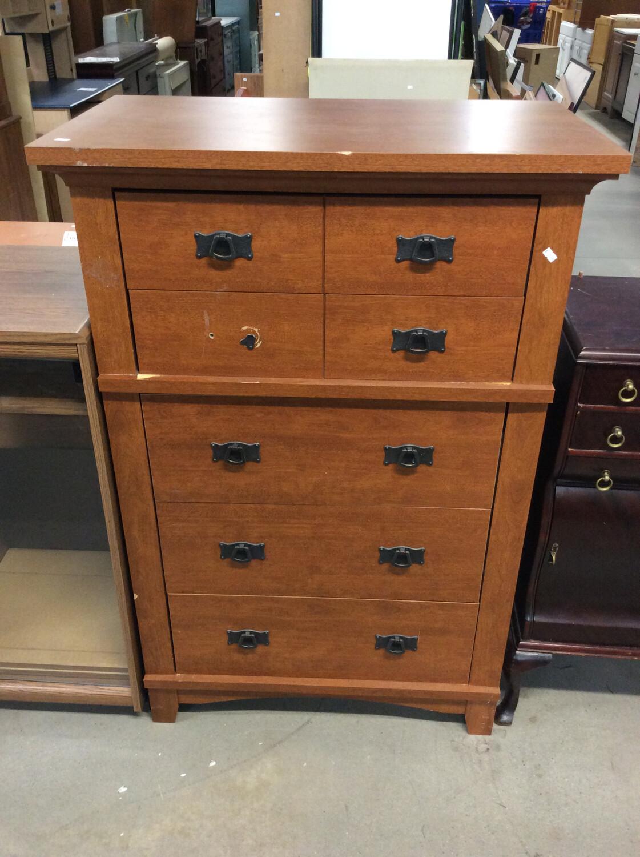 5 Drawer Bureau 1