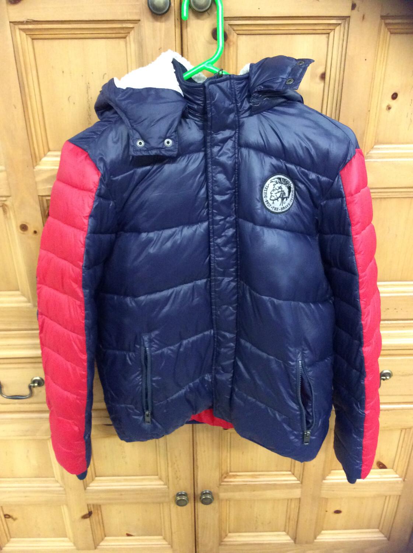 Diesel Kids Jacket