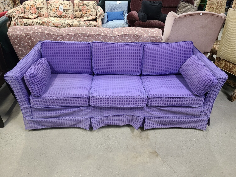 Purple Sleeper Sofa