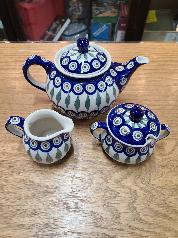 Polish Tea Set