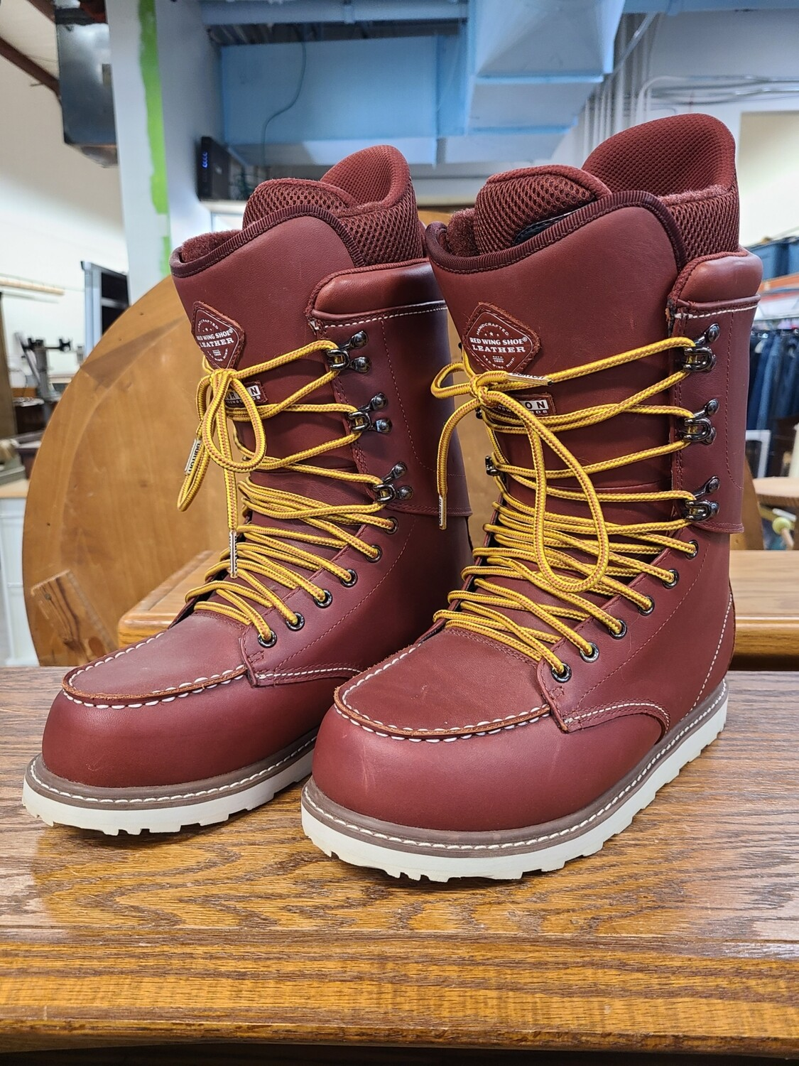 Burton Red Wing Snowboard  Boots