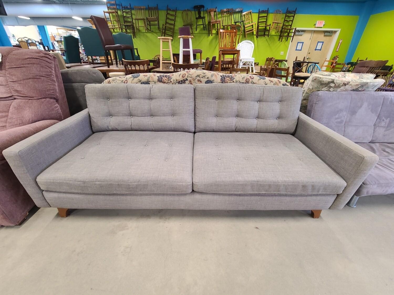 Gray Modern Sofa
