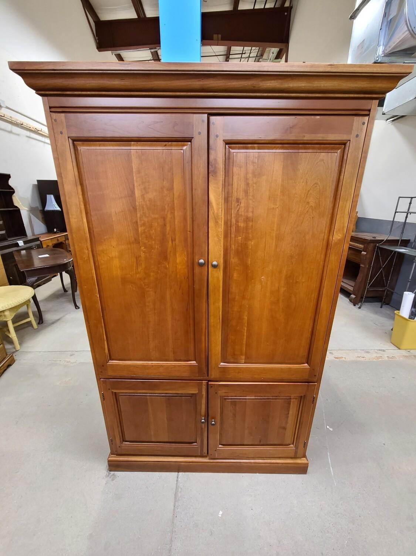 Hooker Furniture Cherry Entertainment Cabinet