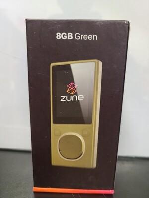 Zune 8GB Green Media Player