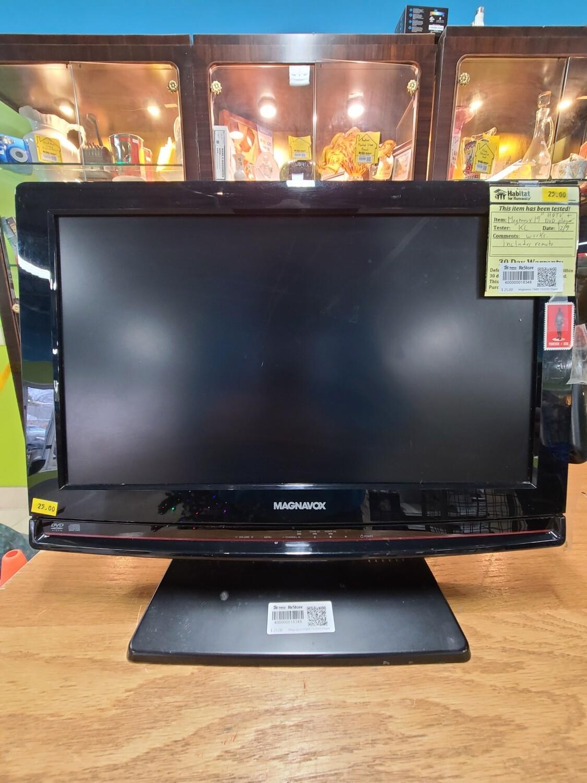 "Magnavox 19"" TV/DVD Player"