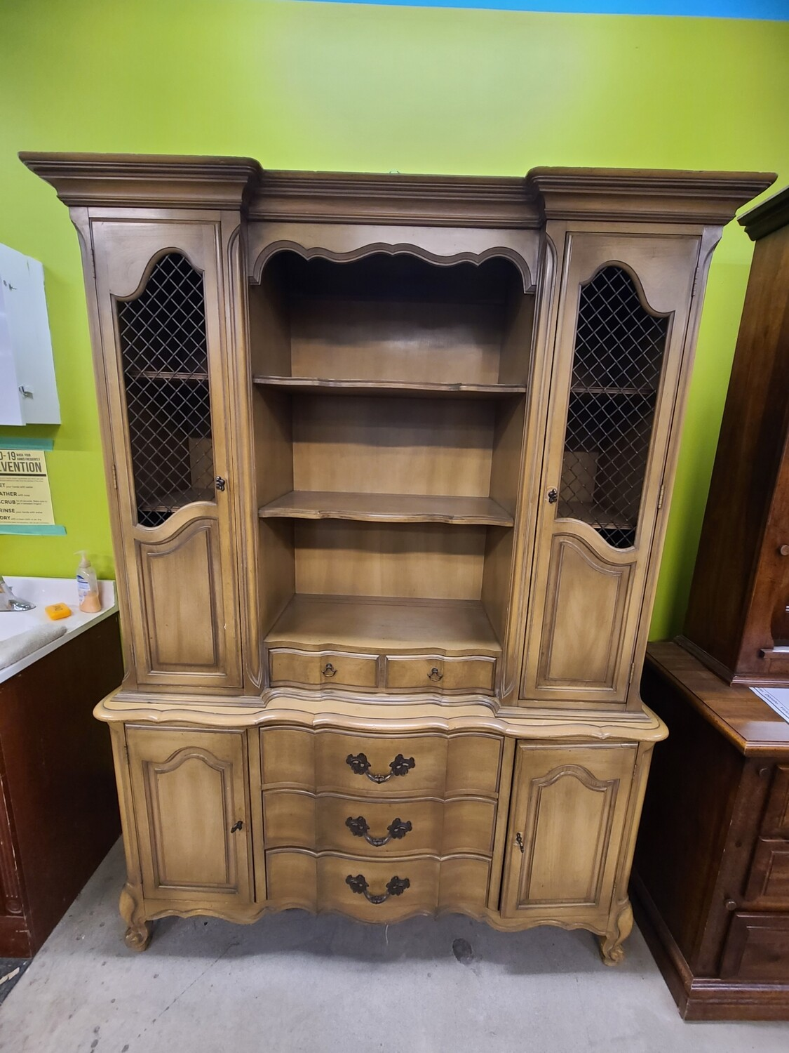 White's Fine Furniture China Cabinet