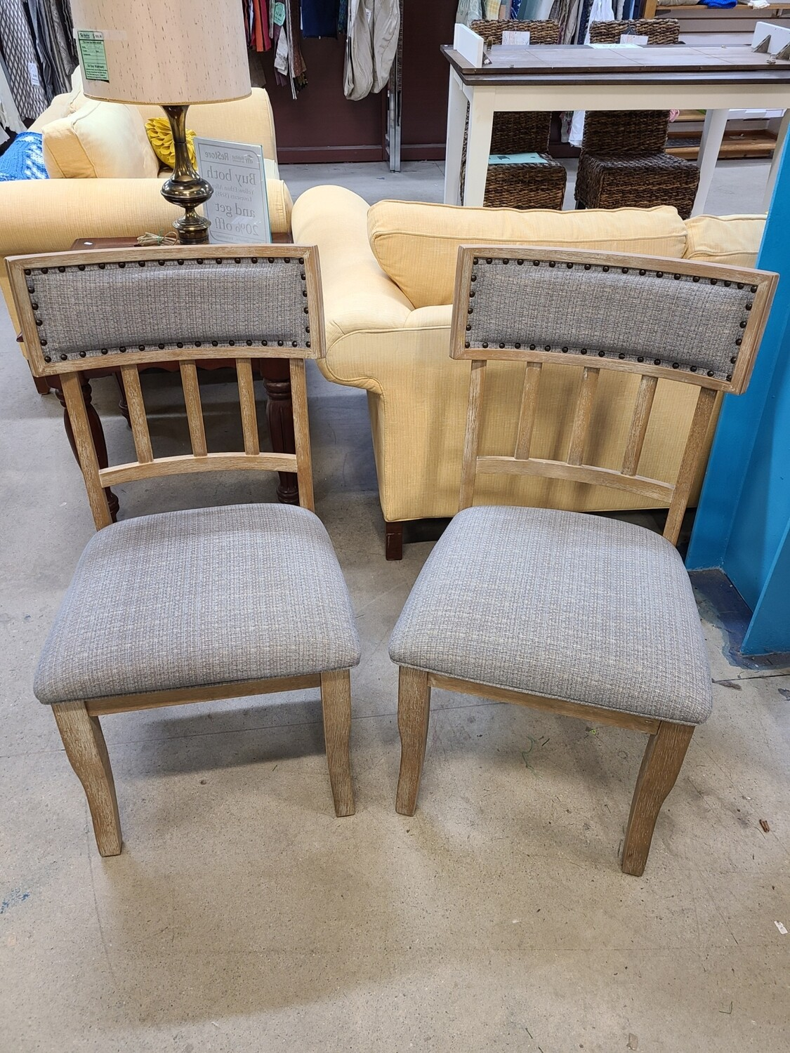 Ashley Furniture Chair Pair