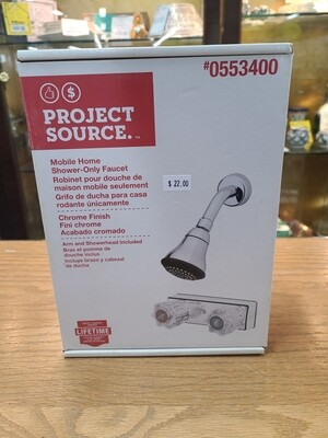 Project Source Shower Faucet