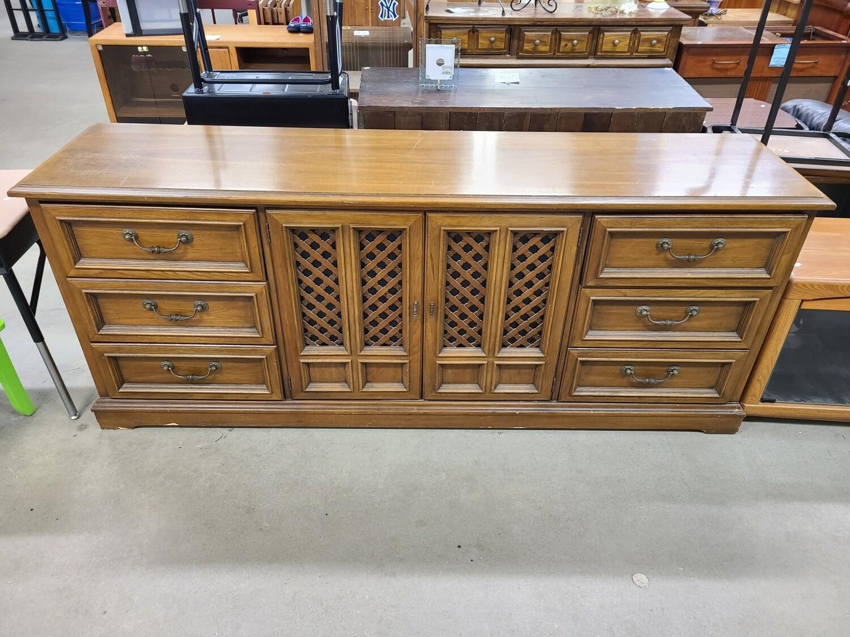 Drexel Nine Drawer Dresser
