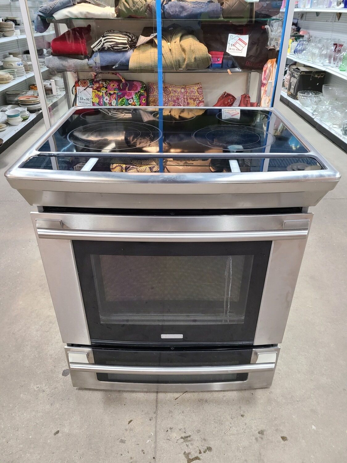 Electrolux Electric Convection Stove