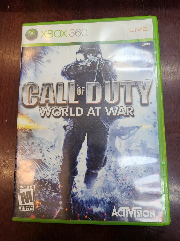 Call of Duty: World at War (360)