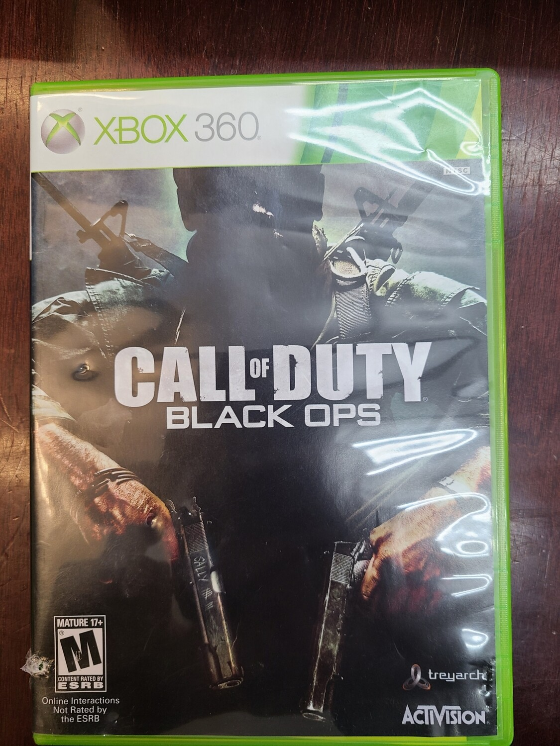 Call of Duty: Black Ops (360)