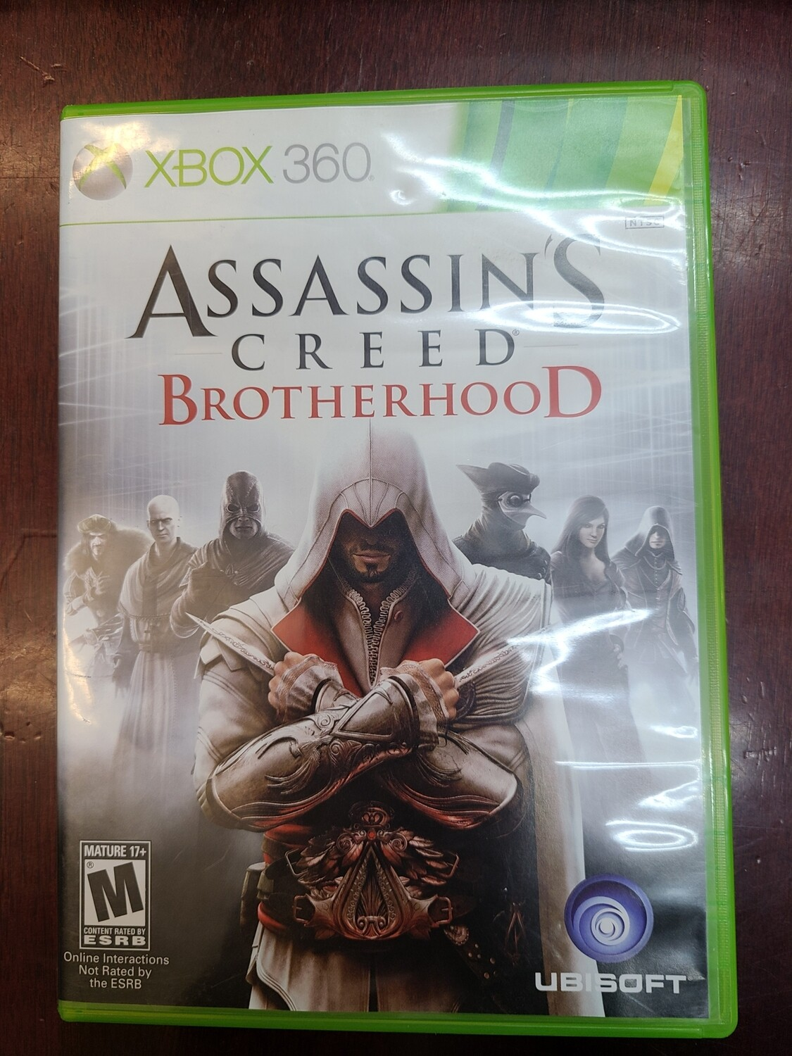 Assassin's Creed: Brotherhood (360)