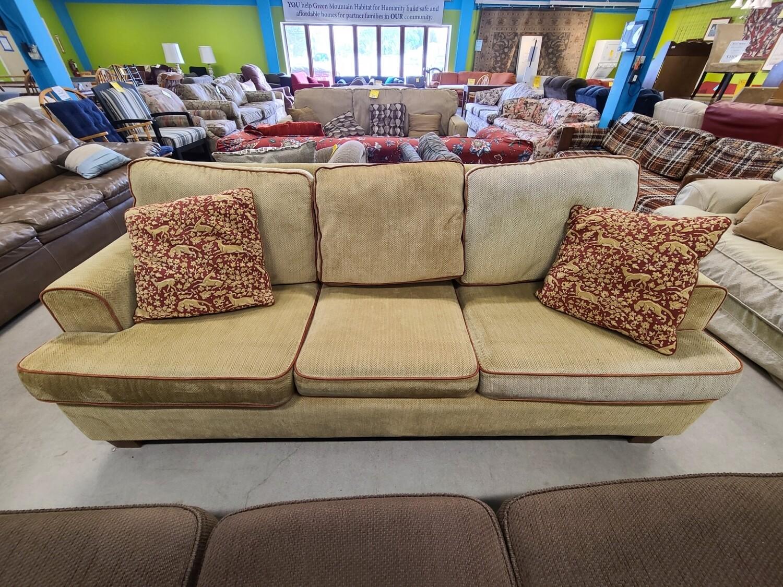 Yellow Sleeper Sofa