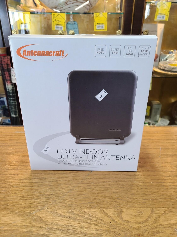 HDTV Indoor Ultra-Thin Antenna