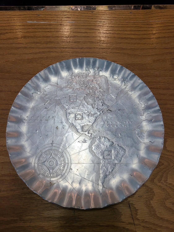 Arthur Armour Aluminum Plate