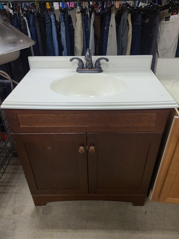 """31"""" Sink Vanity"""