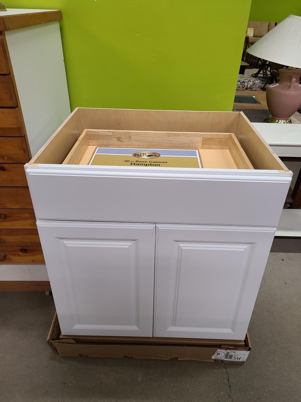 "Hampton Bay 30"" Kitchen Base Cabinet"