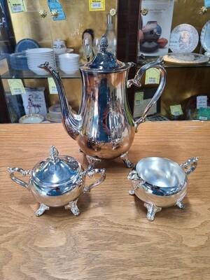 International Silver Company Coffee Set