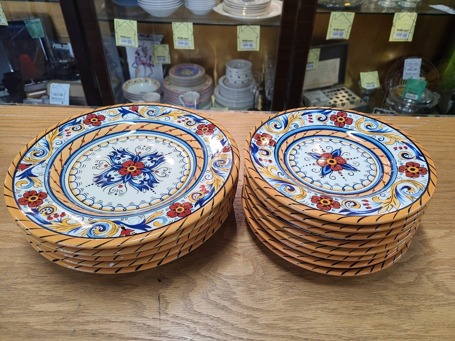Table Tops Gallery Modena Dish Set
