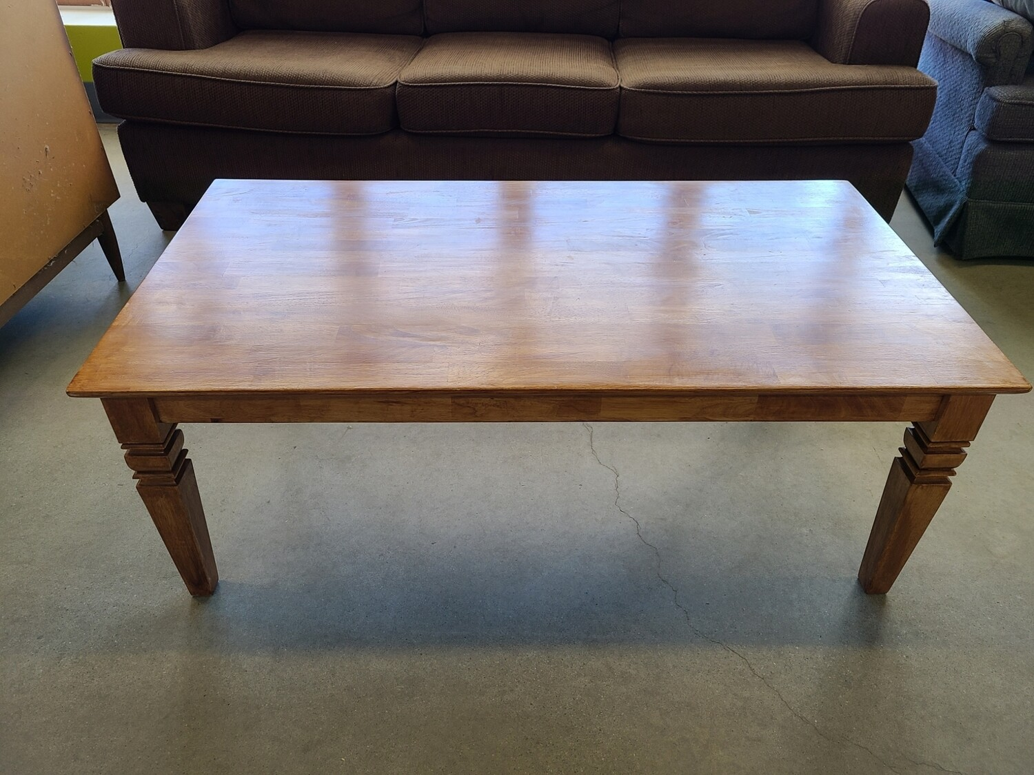 Wooden Coffee Table3