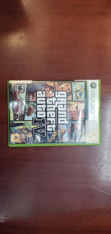 Grand Theft Auto 4 - Xbox 360