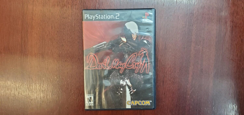 Devil May Cry 1,2 & 3 - Playstation 2