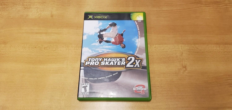 Tony Hawk's Pro Skater 2X - Xbox