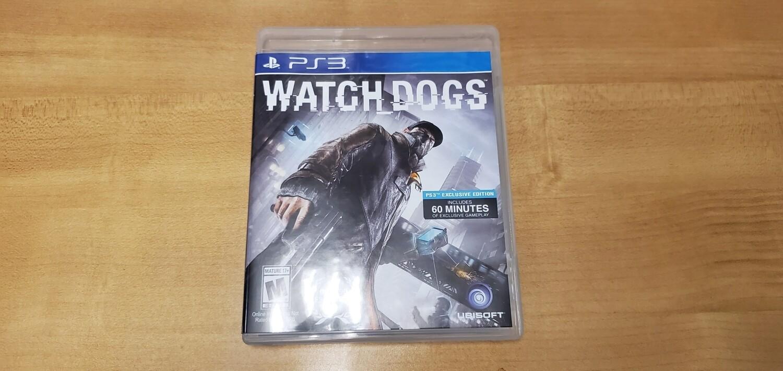 Watchdogs - Playstation 3