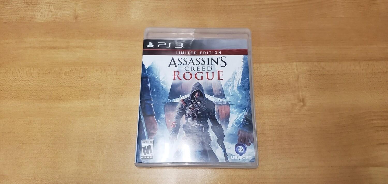 Assassins Creed Rogue - Playstation 3