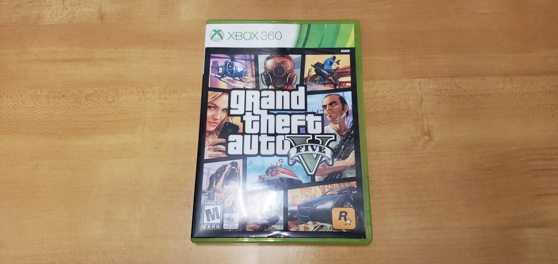 Grand Theft Auto 5 - Xbox 360