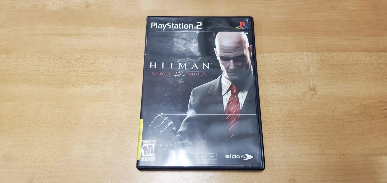 Hitman Blood Money - Playstation 2