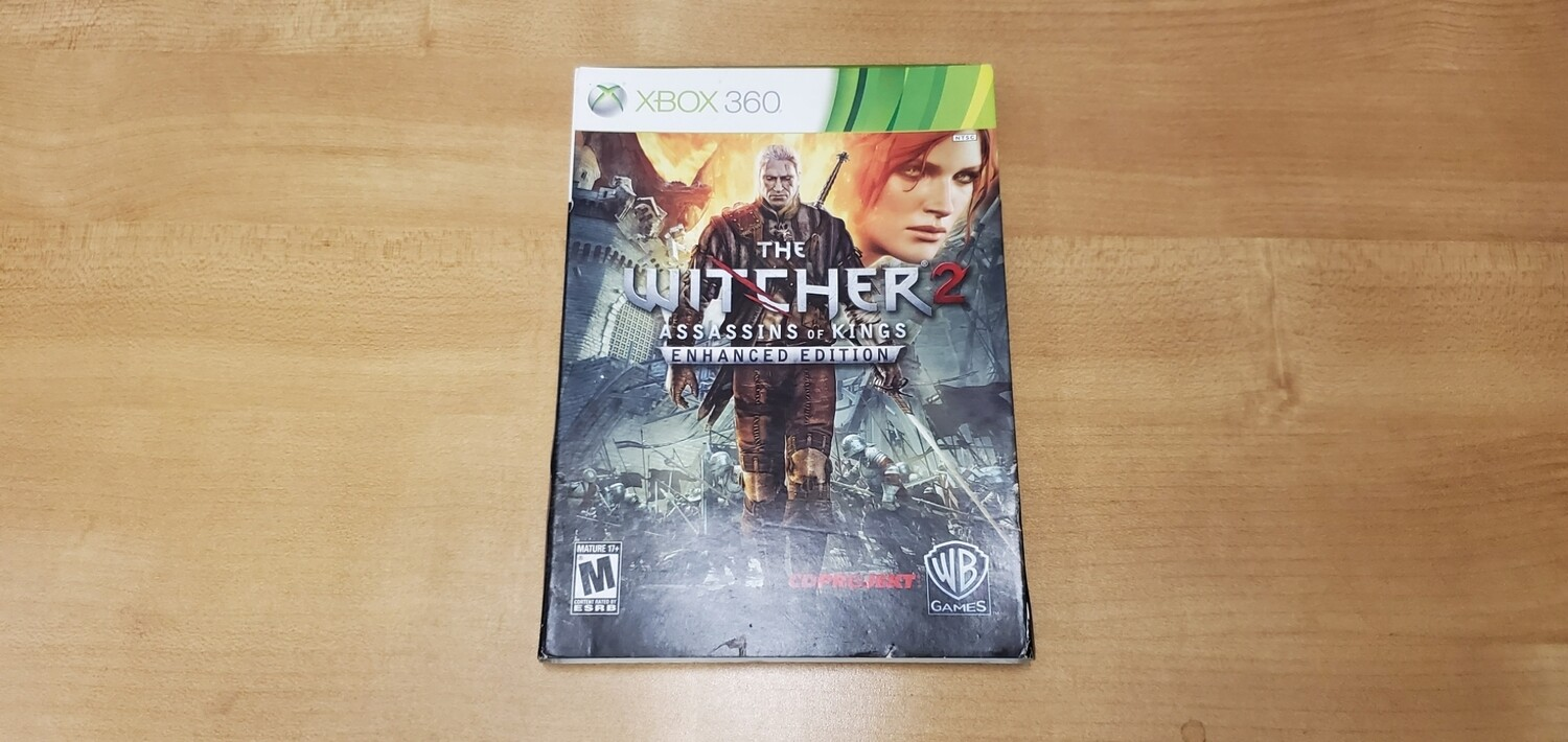 The Witcher 2 - Xbox 360