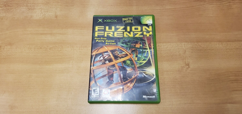 Fusion Frenzy - Xbox