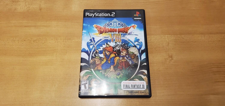Dragon Quest 8 - Playstation 2