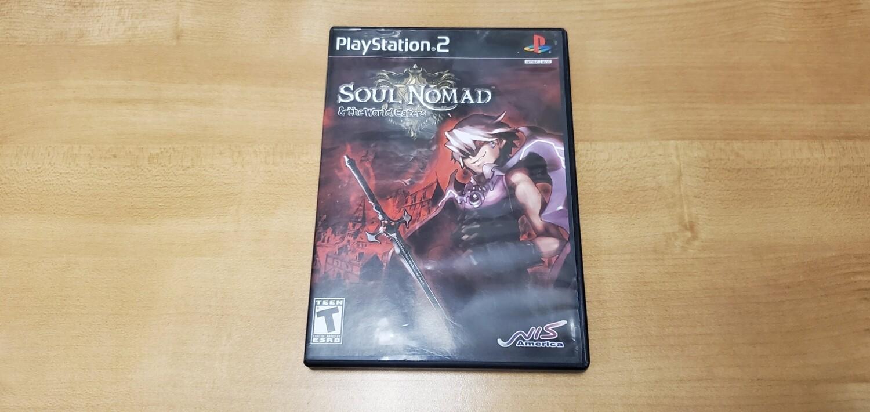 Soul Nomad - Playstation 2