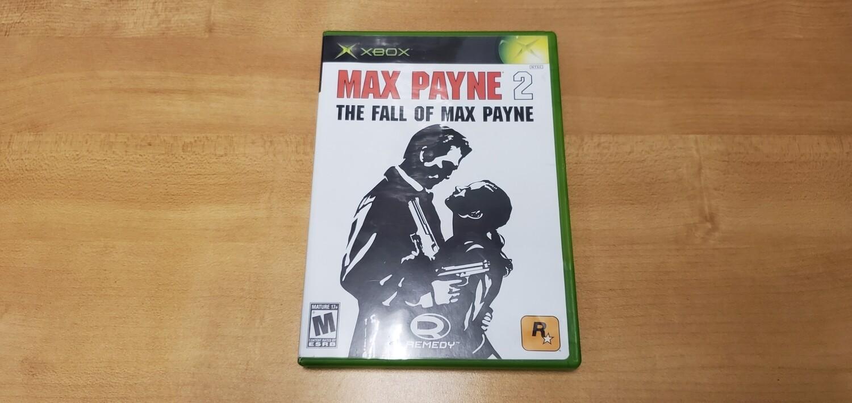 Max Payne 2 - Xbox