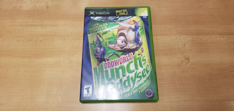 Oddworld: Munch's Oddysee - Xbox