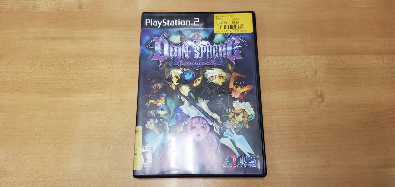 Odin Sphere - Playstation 2