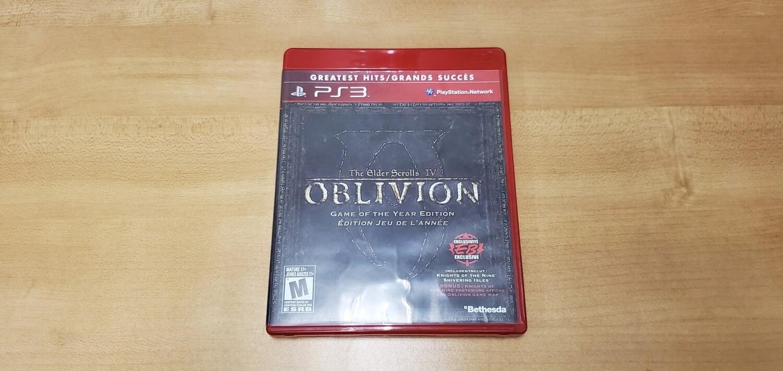 The Elder Scrolls 4: Oblivion - Playstation 3