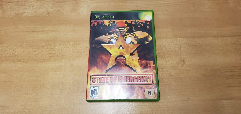 State of Emergency - Xbox