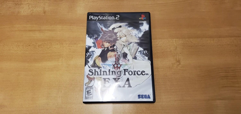 Shining Force EXA - Playstation 2