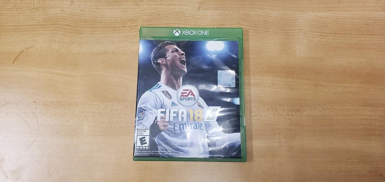 FIFA '18 - Xbox One