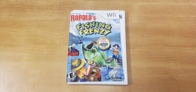 Rapala's Fishing Frenzy - Nintendo Wii