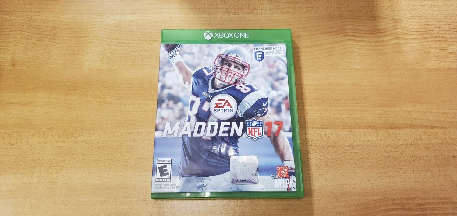 Madden '17 - Xbox One
