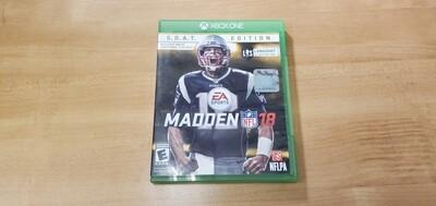 Madden '18 - Xbox One